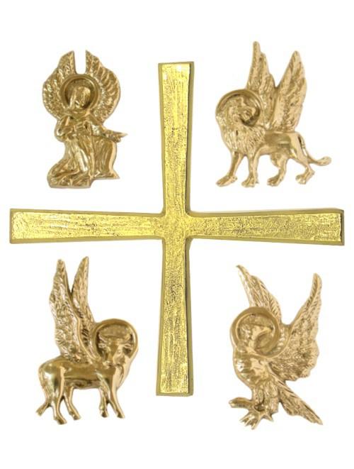 4 Evangelistas c/ cruz mod 3