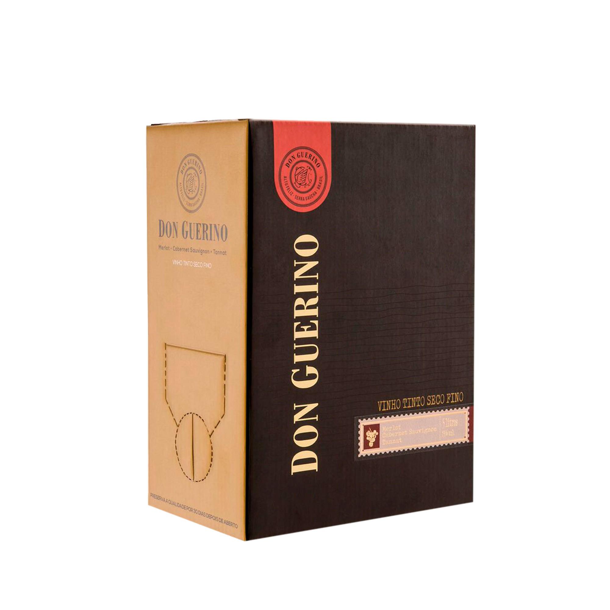 Bag in Box Vinho Tinto 3l