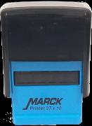 Carimbo Automático Marck 10x27