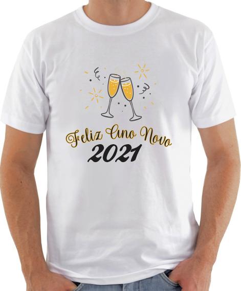 Camiseta réveillon 2021