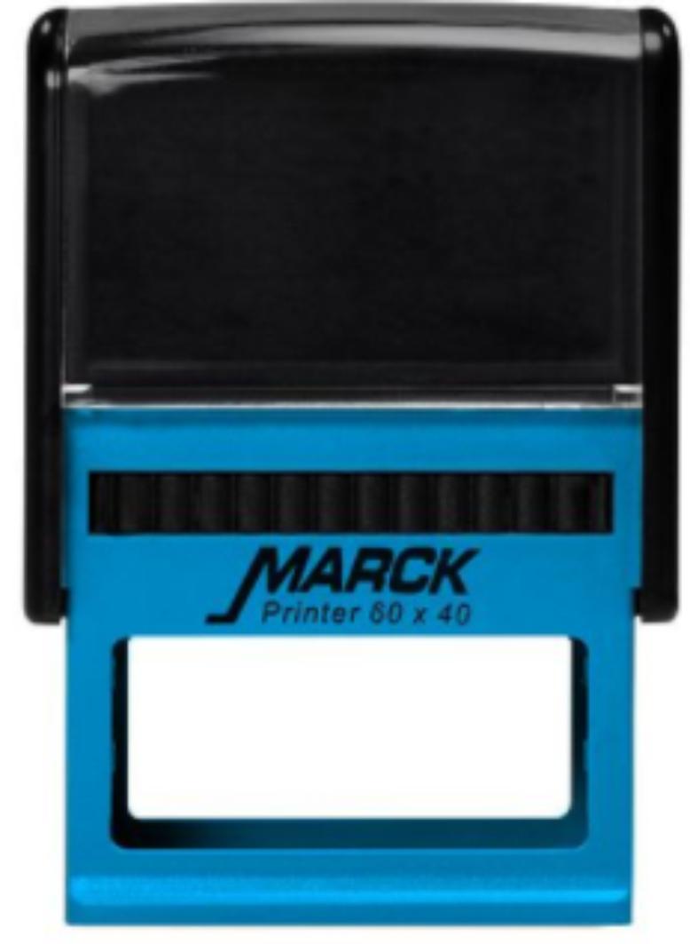 Carimbo Automático Mark CNPJ (40x60)