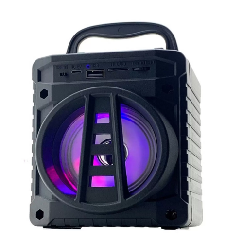 Caixa de som Grasep AL-301 portátil com bluetooth