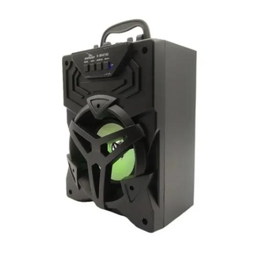 Caixinha Som Portátil Led Bluetooth Mp3 Mp4 Usb Sd Fm Bh4102 - Grasep