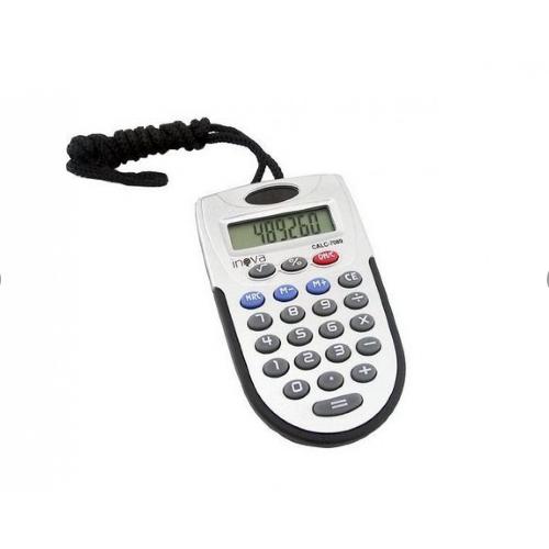 Calculadora De Bolso Calc-7089 Inova
