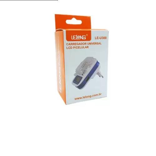 Carregador Universal Le-U300 Lelong