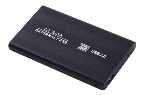 - CASE 2.5 HDD EXTERNAL - USB 2.0
