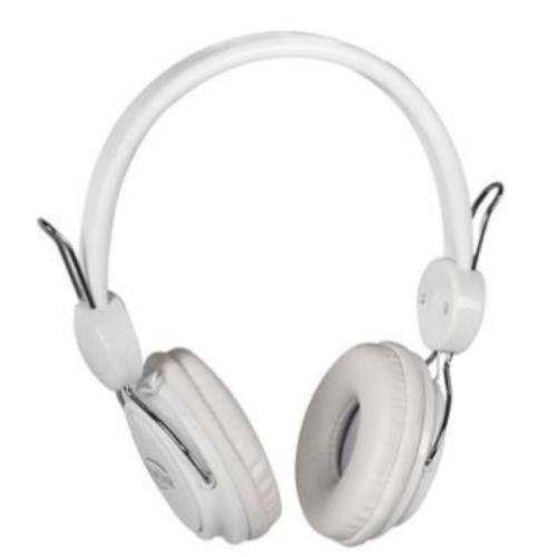 Headset Newlink Shiny Branco P2