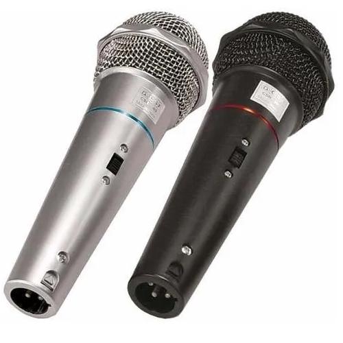 Kit 2 Microfone Com Fio Wvngr