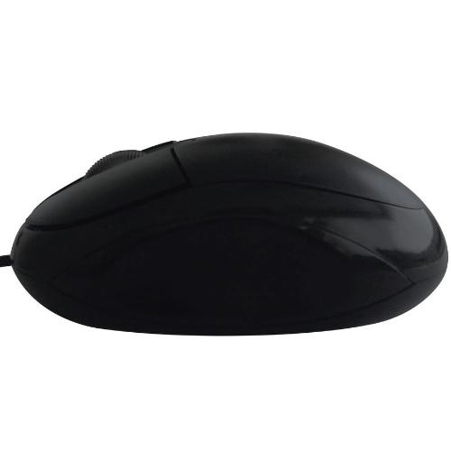 Mouse óptico FIT USB Newlink Preto MO303C