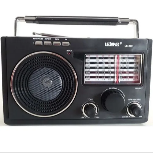 Radio Lelong Retrô Le-609