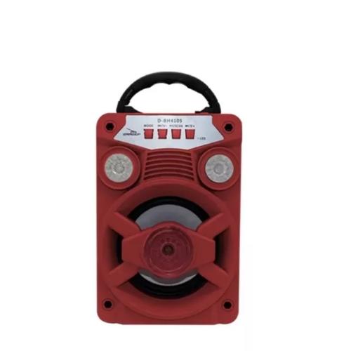 Rádio Portatil Bluetooth/usb D- BH 4105 Grasep