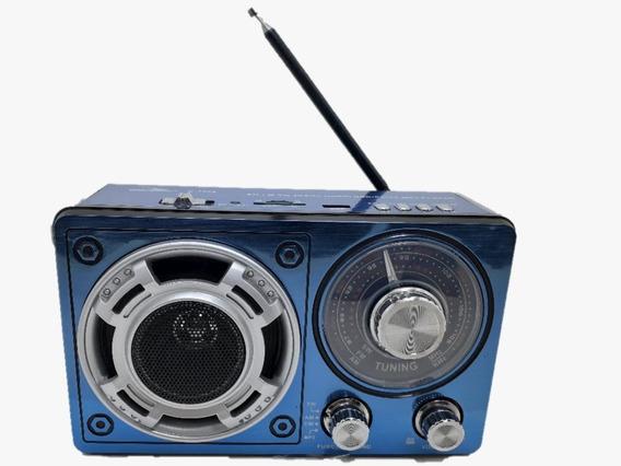 Rádio portátil garsep d1605