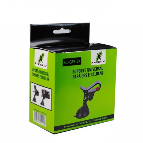Suporte Veicular Universal Gps Celular XC GPS-04 XCELL
