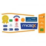 Kit adesivos MicroX