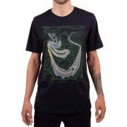 Camiseta Casual Go Bike Serra do Rio do Rastro Preta