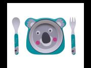Kit Alimentação Coala Eco Girotondo Baby - 3 peças