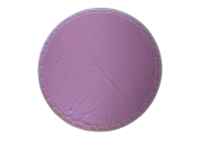 Tapete BLW / Tapete Organizador de Brinquedos Impermeável 1,3m- Rosa Bebê