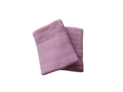 Toalha de Punho - Munhequeira Rosa Bebê