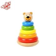 Urso Bloco Para Encaixe