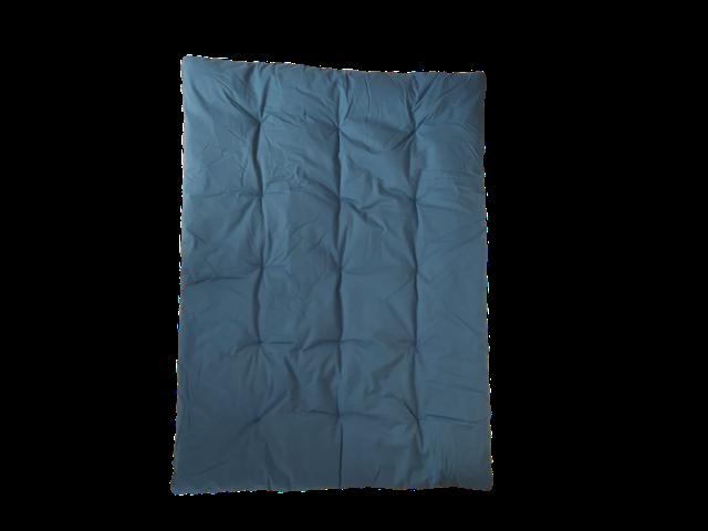 Futon Mini Azul - 0,9x0,50m