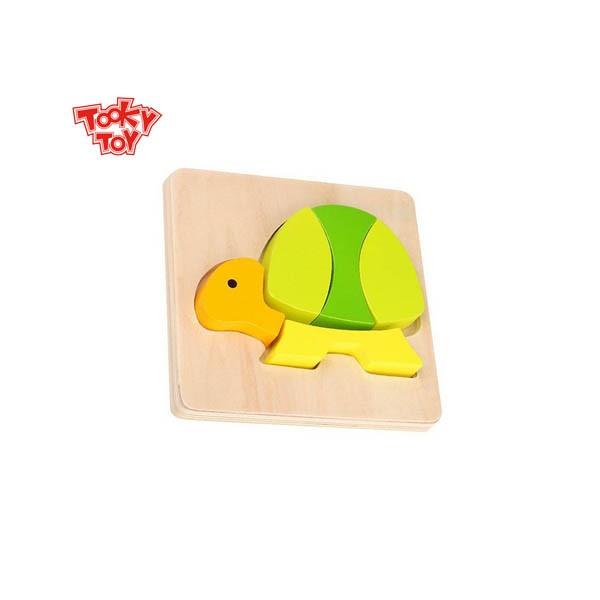 Mini Brinquedo de Encaixe - Tartaruga