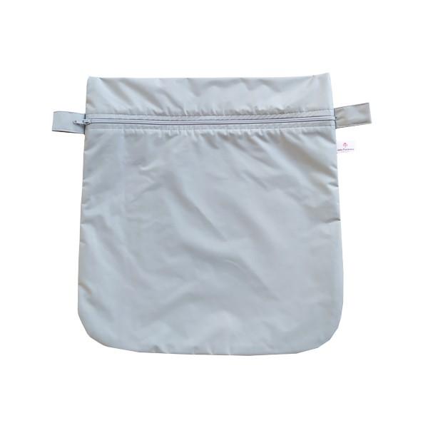 Saquinho Impermeável - Cinza