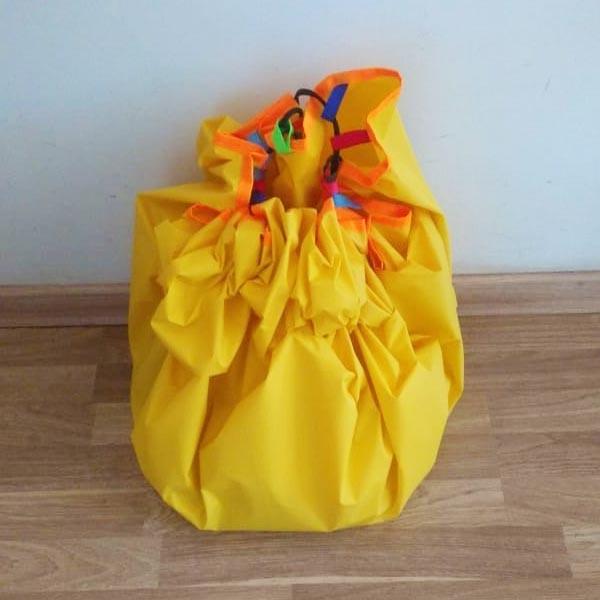 Tapete BLW Amarelo