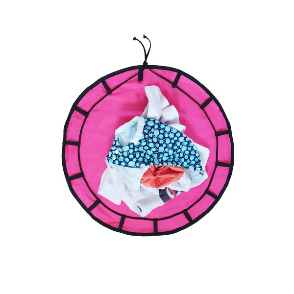 Tapetin de Piscina 0,65m (Marinho / Pink)