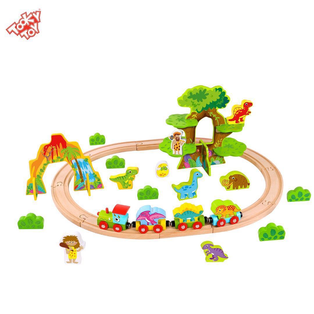 Trem de Dinossauros