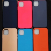 Capa de Iphone Silicone