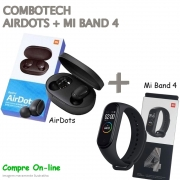 ComboTech AIRDOTS + MI BAND 4