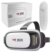 Mobile VR Box Com Controle
