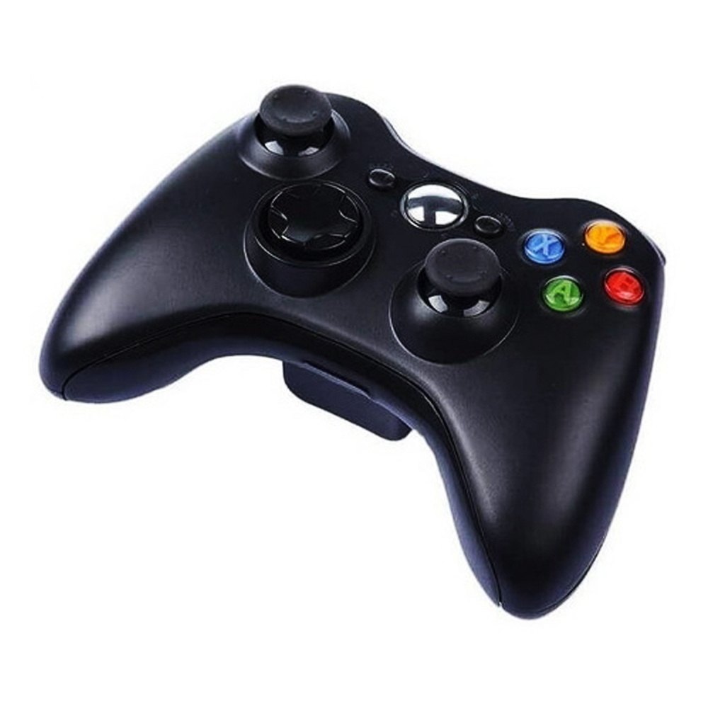 Controle de Xbox 360 compatível