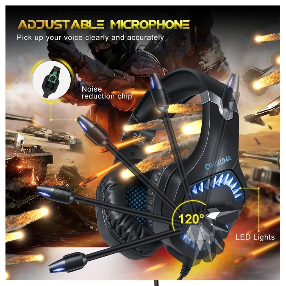 HeadPhone K1 Pro Gamer