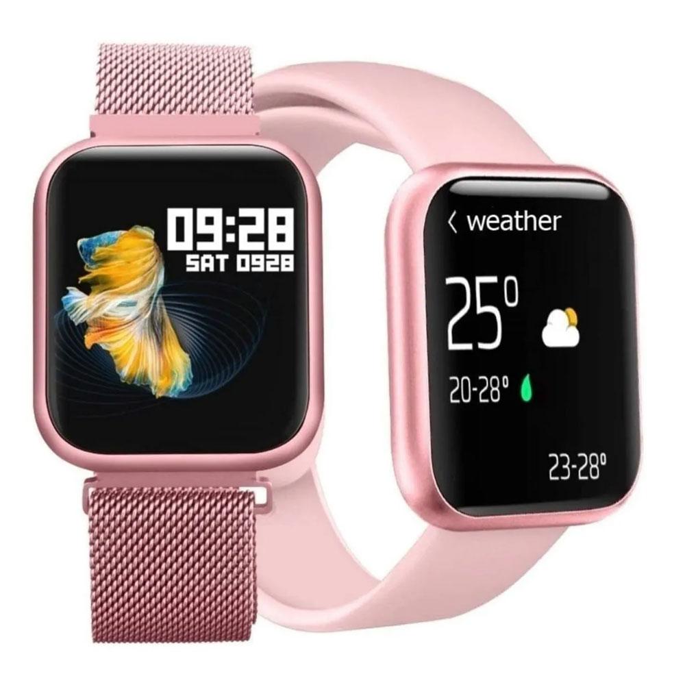 Relógio P80 Smartwatch