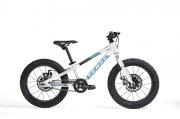 Bike MTB Infantil Sense Impact Prata/Azul Aro 16 (2021)