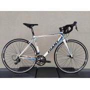 Bike Speed Giant SCR Alumínio Branca/Azul -M