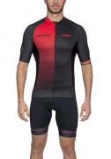 Camisa Ciclismo Woom Supreme Bruxelas (Vermelho) Masc 2020