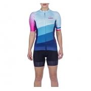 Camisa Ciclismo Woom Supreme France Fem  2021