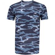 Camiseta estampada new balance accelerate Camuflado Masculina
