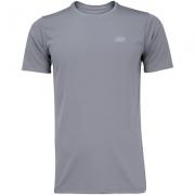 Camiseta new balance sport tech performance Masculina Cinza