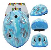 Capacete De Ciclismo Infantil Absolute Shake Tubarão - M
