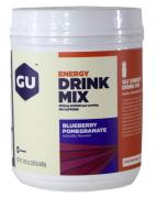 Gu Energy Hidroeletrolítico Pote 840g Sabor Blueberry