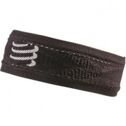 Head Band Fino Compressport Preto
