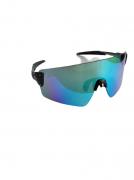 Óculos de ciclismo e corrida  Absolute Prime Cinza lente roxa