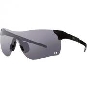 Óculos de Ciclismo e Corrida HB Quad F Gloss Black Gray