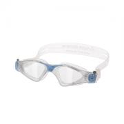 Óculos de Natação Aqua Sphere Kayenne Compact Fit Gliter Azul- Lente Transparente