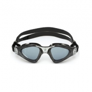 Óculos de Natação Aqua Sphere Kayenne Lente Fume  - Preto / Prata