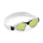 Óculos de Natação Aqua Sphere Kayenne Transparente/Preto Lente Polarizada Verde