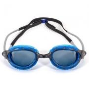 Oculos de Natacao Zoggs Predator Cinza/Azul - Lente Fumê